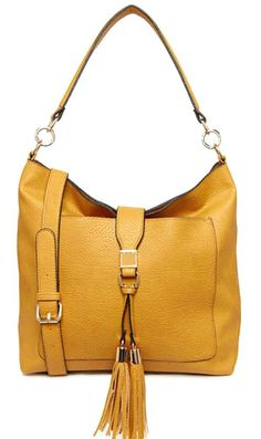 Yellow Color Belt Toggle Detail PU Women Shoulder Bag- Yellow Color Belt Toggle Detail PU Ladies Shoulder Bag Yellow Co Yellow Co, Cross Shoulder Bags, Suspenders, Fashion Bags, Tote Bag, Color, Clothing Ideas, Fashion Handbags, Braces