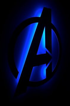 Avengers Room, Marvel Room, Neon Light, Light Art, Metal Walls, Metal Wall Art, Marvel Lights, Lighting Logo, Wall Art