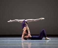 Lia Cirio and Sabi Varga in Polyphonia by Gene Schiavone.