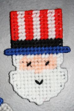 2081 Uncle Sam Magnet by CraftsbyRandC on Etsy, $1.50