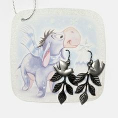 """""""To"""" and """"From"""" tags make adorable earring cards! Get more gift packaging ideas at BeadStyleMag.com."""