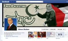 Anonymous Hack The Israeli Vice Prime Minister's Email, Twitter & Facebook Accounts