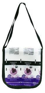 TerraCycle Small Messenger Bag, Honest Kids