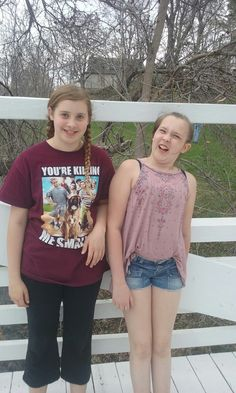Ashley and Mya /cousin 's
