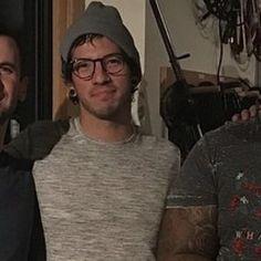Josh Dun New Hair 2018! Josh Dun Spottted