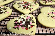 Days of Chalk and Chocolate: 18 Valentine's Day Pins