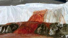 Científicos realizan hallazgo en las Cascadas de Sangre de la Antártida que podría esclarecer su origen