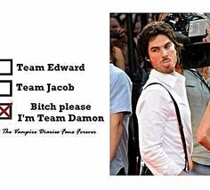 Damon is the best and you know it❤