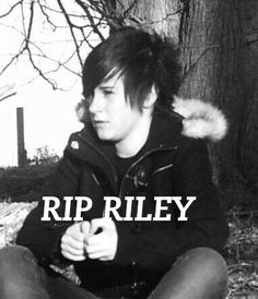 Stop hating on people. Please. He killed himself because of words people said to him. Because of this crappy society that told him he was anything but perfect. He was called emo, gay, fag, he was told to kill himself because of what society said. I'll bet only 1 out of 10 people will like or comment or repin this. I want to see that 1% help me get this trending. #RIPRILEY           This boy didnt deserve this.