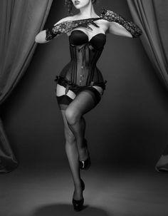 """""""minx"""" character for burlesque♥"""