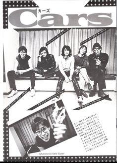 The Cars Music Life Magazine