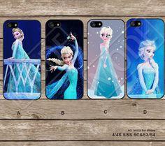 Disney Frozen Elsa iPhone5s Case iPhone 4 case iPhone by CaseMode, $8.99