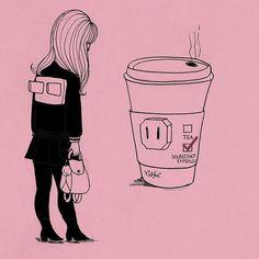 El café ☕️ siempre es necesario!!