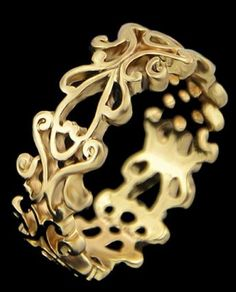Love Love LOVE this Ring! Delicate Bohemian Style Openwork Flower Ring For Women #Bho #Chic #Bohemian #Style #Ring #Fashion #Accessories #Jewelry
