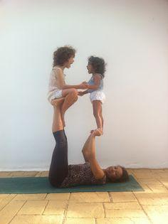 AcroYoga for EveryBODY Summer Camp with Melanie Yogafitness & Gecko Yoga