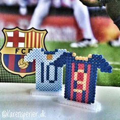 Barcelona Hama fuse beads