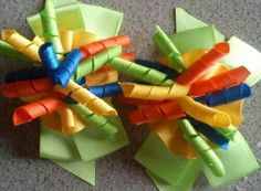 the curly bows