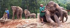 A Taste of Thailand - James Bond Licence to Thrill - golftravelandleisure.com Golf Thailand, Thailand Travel, James Bond Island, Underground Caves, Buddhist Philosophy, Buddhist Monk, Chiang Mai, Travel And Leisure, Kayaking