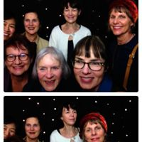Image may contain: 20 people, people smiling, night, eyeglasses and indoor People People, Zero Waste, See Photo, Photo Booth, Eyeglasses, Awards, Indoor, Community, Night