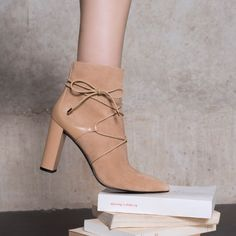 Bottines femme - Nouvelle collection What For automne hiver 2016-2017