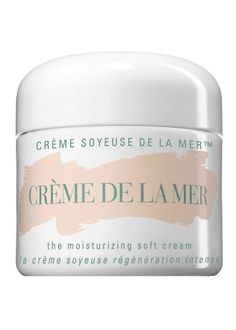 It's cold outside! Protect and nourish your skin! #cremedelemer at Harvey Nichols