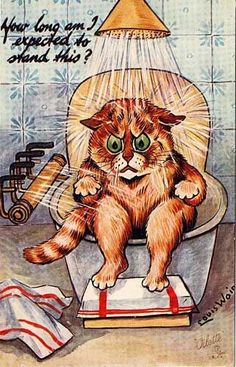 """How long am I expected to abide this?""  