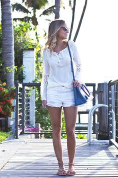 Miami Day 4 – All White