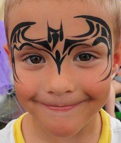 Batman tribal lines