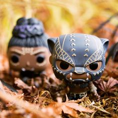 Celebrated #NationalBobbleHeadDay with @OriginalFunko and celebrating the release of #BlackPanther! Available at @HotTopic and the link in our @StyledByMarvel Instagram bio. #BlackPanther #Marvel #StyledByMarvel