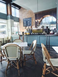 The Honeymoon Cafe in Houston, Texas