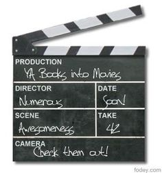 The Movie Clapper Board Generator - Just made this for a Books into Movies display! Librarian'd!