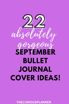 If you're looking for some September Bullet Journal Cover ideas, this post is PEREFCT for you! - september bullet journal cover easy, september bullet journal cover simple, september bullet journal cover flowers, september bullet journal cover page, september bullet journal cover minimalist, september bullet journal cover page, september bullet journal cover coffee August Bullet Journal Cover, Bullet Journal Cover Ideas, Bullet Journal Mood, Bullet Journal Aesthetic, Bullet Journal Spread, Journal Covers, Bullet Journal Inspiration, University Tips, Mood Tracker