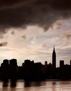 New York skyline / Garance Doré
