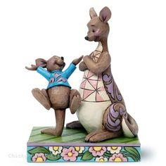 Jim Shore Disney Kanga and Roo 4045253 Winnie The Pooh NIB