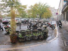 Végétalisation d'un coin de la plaine by lapasserelleverte, via Flickr