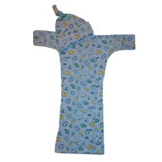 Baby Boys' Sleepytime Bunting Gown and Hat Set Baby Boy Gowns, Micro Preemie, Preemie Babies, Bunting, Baby Boys, Infant, Hats, Garlands, Baby