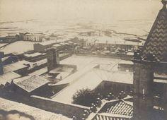Fotografía desde el campanar al 1906