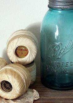 Vintage Ball jar.