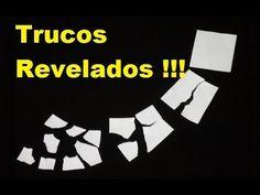 Trucos de Magia Fáciles para niños y principiantes 01 - YouTube Card Tricks, Cards, Harry Potter, Youtube, Ideas, Happy, How To Make, Cover Books, Map