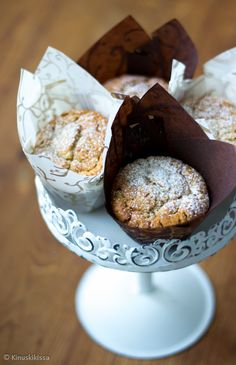 Neilikkamuffinssit by Kinuskikissa