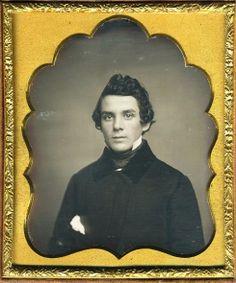 Is He The Most Handsome Man You Decide Daguerreotype Dag | eBay