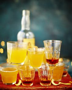 Jamie Oliver's Hot Rummy Lemonade... perfect for winter/christmas/holidays/general frivolity.