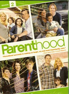 Parenthood. If you haven't seen this series you have to WATCH. its so amazing