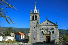 Igreja Matriz da Silva Escura - Portugal by Portuguese_eyes, via Flickr