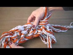 Arm Crochet Basics with @Vickie Hsieh Howell  #armcrochet