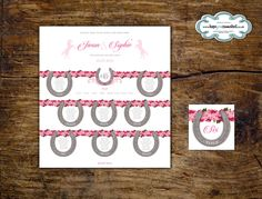 Another version of my horseshoe wedding table plan, so pretty. Email me Jill@hopeyoucanmakeit.co.uk for details