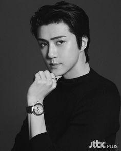 Baekhyun Chanyeol, Exo Kai, Foto Sehun Exo, K Pop, Pasha De Cartier, Luhan And Kris, Exo Ot12, Hunhan, Jiyong