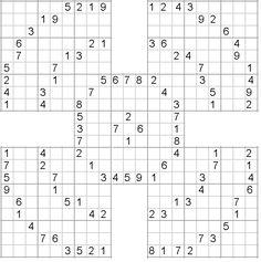 Sudoku High Fives Printable | Kiddo Shelter