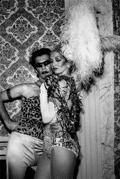 Arlene Gottfried - Brazilian Carnival, Waldorf-Astoria New York, 1979