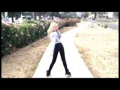 jordyn jones shows off her amazing moves                shes the best